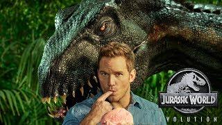 Jurassic World Evolution! Park Expansion & Maximizing Profits! Episode 8