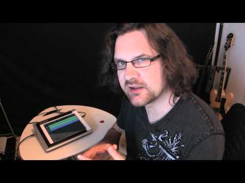 Alesis iO Dock Review Demo