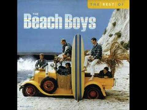 Beach Boys-In My Room - YouTube