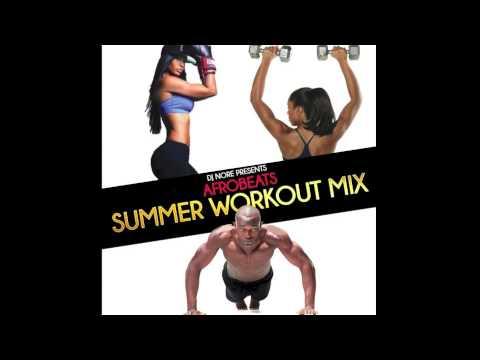 Afrobeats WorkOut Mix