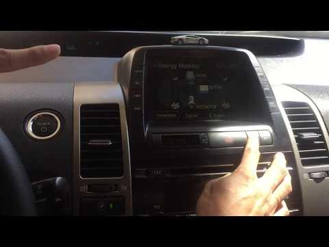 លុបសញ្ញា MAINT REQD ឡាន Prius 2004 - 2009 - Clear alarm MAINT REQD Prius
