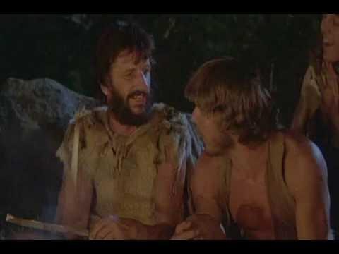 Caveman discover music