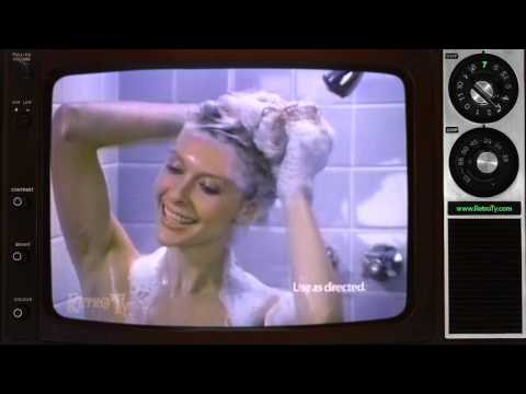 1981 - Selsun Blue - The BEST Dandruff Shampoo