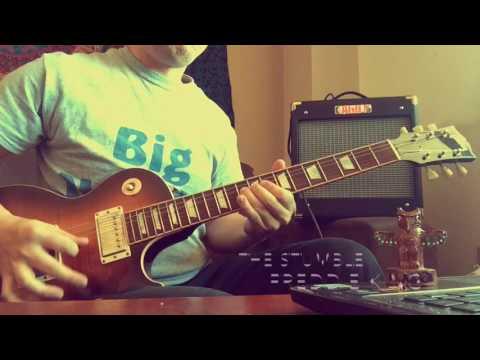 The Stumble Freddie King Guitar