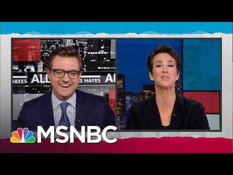 This is subtly getting the scoop. | Rachel Maddow | MSNBC