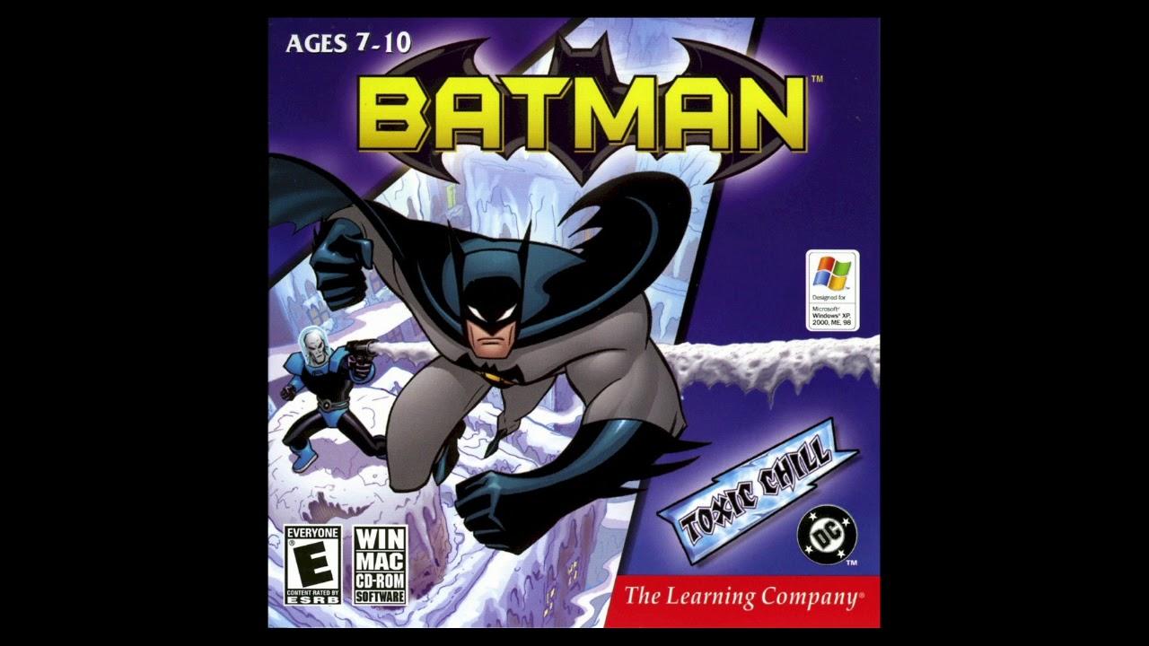 Batman: toxic chill (2003 video game).