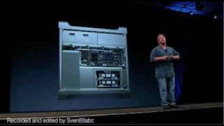 Apple WWDC 2006 Keynote - The first Mac Pro introduction