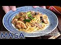 居酒屋風雞肉炒烏龍麵/Izakaya Style Yaki Udon MASAの料理ABC