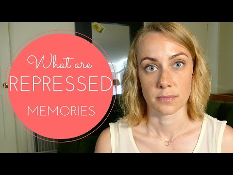 REPRESSED MEMORIES? - Mental Health with Kati Morton
