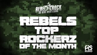 Rebels Top Rockerz Of The Month January 2016