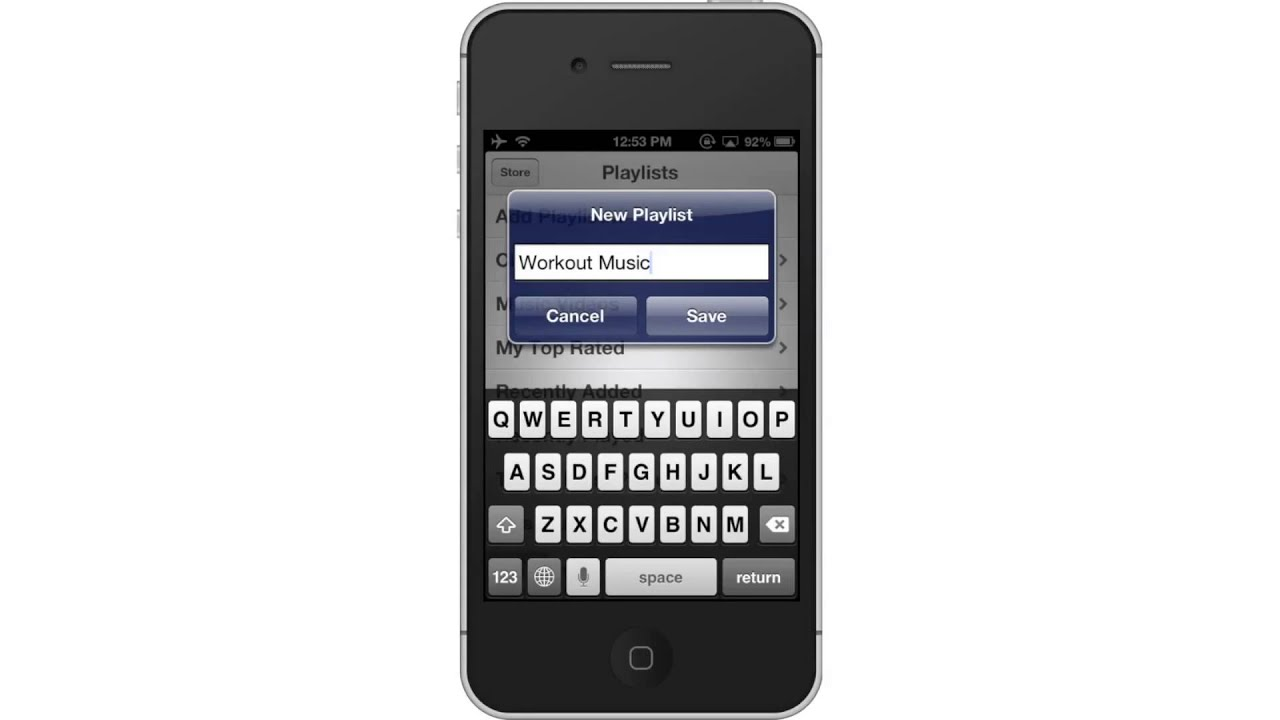 how to create playlist on iphone how to make a playlist on iphone and 18697
