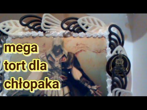 Jaki Tort Dla Chłopaka Na Urodziny. Cake For Boys.