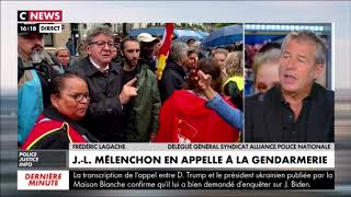 Jean Luc Mélenchon irresponsable ?