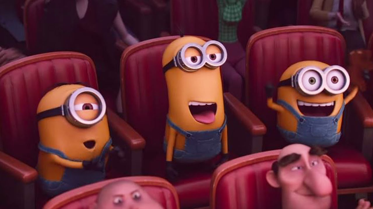 Minions Ficial Trailer 1 2015 Regal Cinemas Hd – Cuitan Dokter
