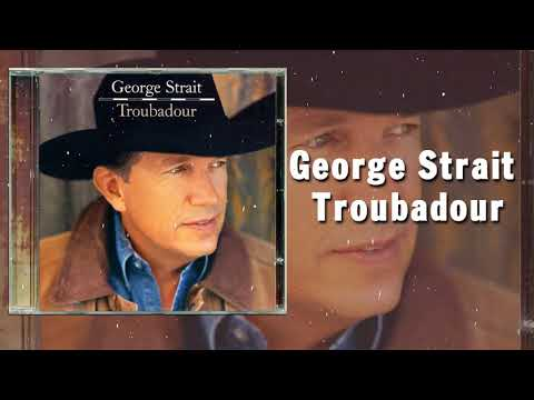 New George Strait CD - Troubadour Best Of (Deluxe Edition)