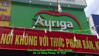 Cửa Hàng Thực Phẩm An Toàn Auriga 22A- lê hồng phong- TP Vinh