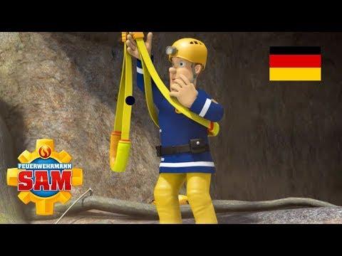 Feuerwehrmann Sam Deutsch Neue Folgen   Rettungssammlung 🚒Kinderfilme