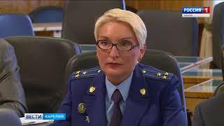 Итоги пожароопасного сезона подвели в парламенте Карелии