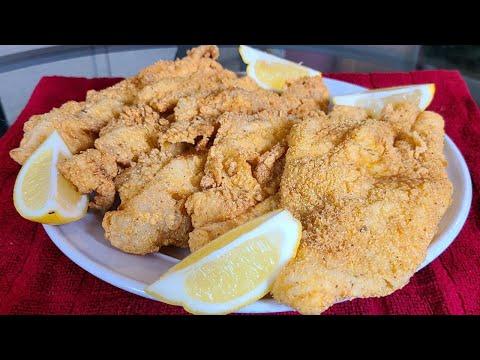 How To Make Louisiana Fried Catfish (2020)