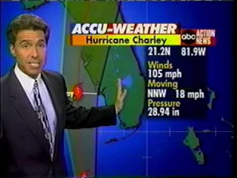 Hurricane Charley 2004 WFTS-TV Tampa
