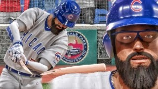 BATTING 1000 IN NLCS GAME 4! MLB 16 THE SHOW Road to the Show Gameplay Ep. 30