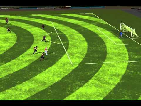 FIFA 14 iPhone/iPad - DrGanD vs. FC Barcelona