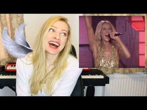 CELINE DION - Flying On My Own ian&39;s Reaction & Review