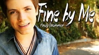 Fine By Me - Andy Grammer cover by Jordan Jansen