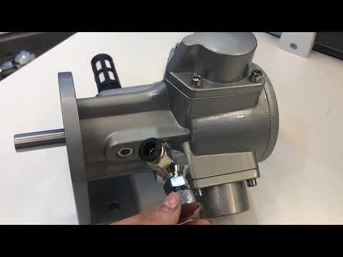 0.5 HP Piston Air Motor