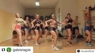 Chicas Bailando Coolant De Farruko #coolantchallenge