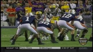 2007 #18 Auburn vs. #5 LSU (HD)