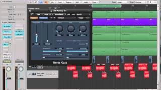 How to gate vocals to make a vocal chop