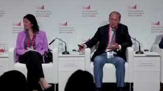 Выступление аудитора счетной палаты Максима Рохмистрова на Московском финансовом форуме 2018