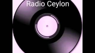 Radio Ceylon - 14-09-2016  Ek Hi Film Howrah Bridge 1958 ke Gaane+KamsuneAnsune Gaane
