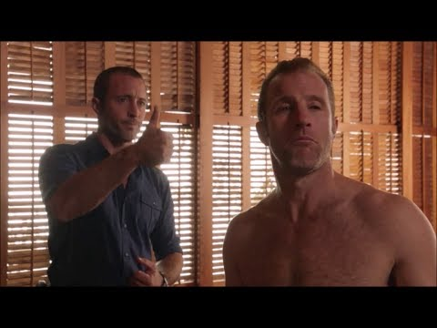 Hawaii Five0: Scott Caan as Danny Williams  Kung Fu Fighting Episode 8.23