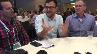 Minority Report at Comic Con 2015