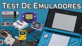 LA POTENCIA DE MI 3DS | Test de Emuladores |