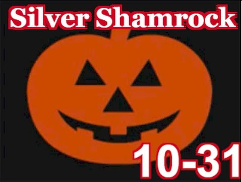 10 hours and 31 mins long!! Silver Shamrock 10 31 Halloween 3/III extra long mix