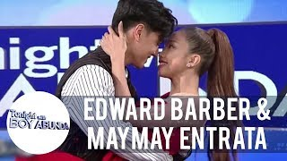 Maymay and Edward's version of slow dance | TWBA