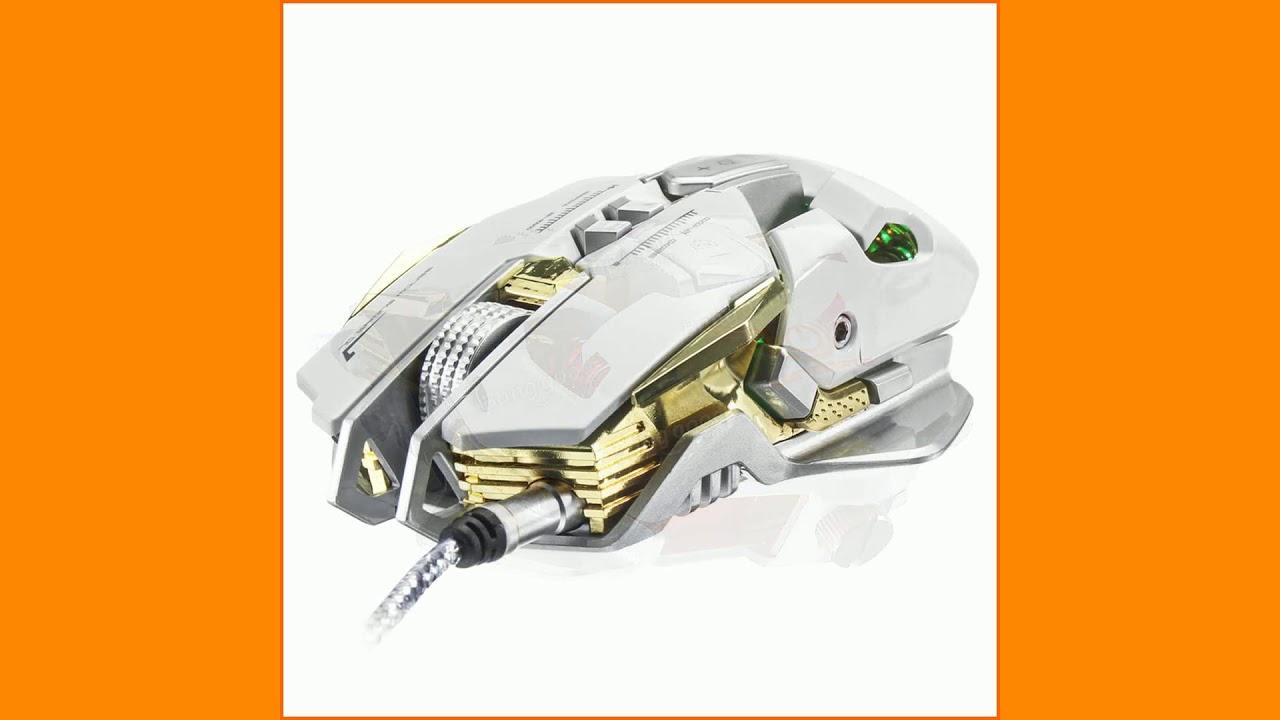 ZERODATE X300 3200DPI Adjustable LED Light Optical Gaming Mouse