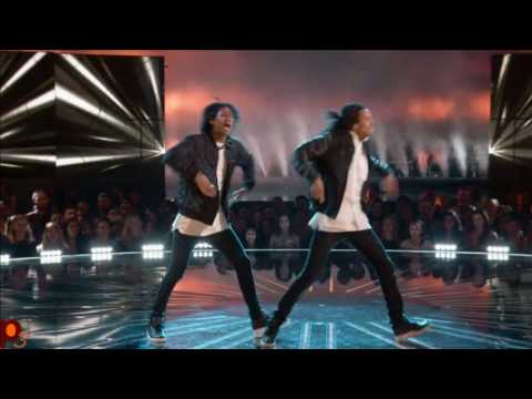 Les Twins - The Cuts @ World of Dance 2017