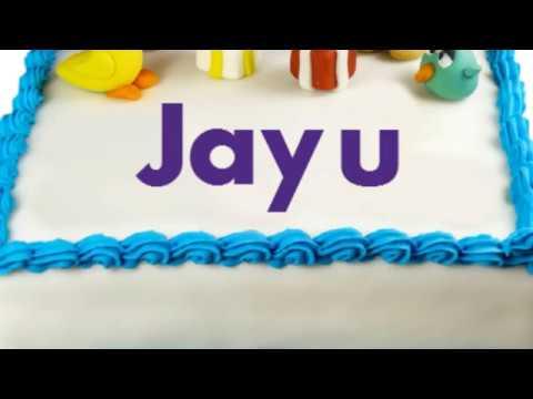 Happy Birthday Jayu