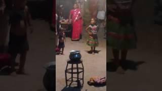 Two small girls dancing....KATRNI KAIF SONG