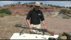 Lewis Gun at the Range