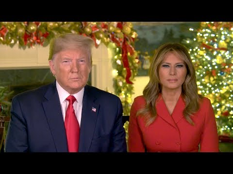 The President & First Lady's 2019 Christmas Message