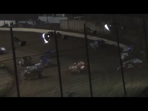 600cc Modified Highlights - 9/29/18 - Grandview Speedway