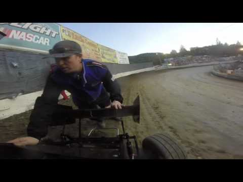 Deming Speedway 600 Open Heat Race