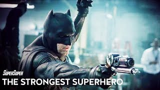 Why Batman is the Strongest Superhero? | Explained in Hindi