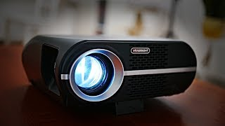 Vivibright GP100 Review - Surprisingly Good Budget Projector