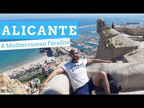 Alicante - A Mediterranean Paradise! | TRAVEL VLOG #25